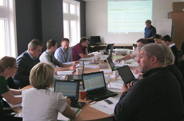 Auditor Training for EU Emissions Trading Team